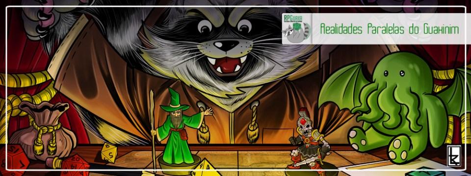 A Escuridão da Caverna (RPGuaxa #58)