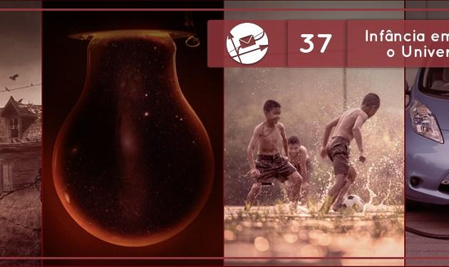 Infância em Chernobyl e o Universo Elétrico (Derivadas #37)