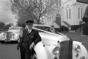 O motorista da família era um personagem comum em filmes antigos.