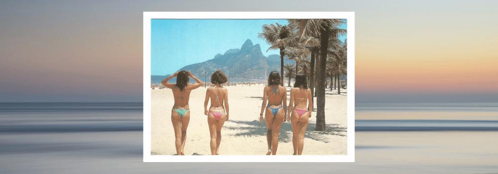 Sobre viajantes, turistas e a incrível volta aos anos 70.