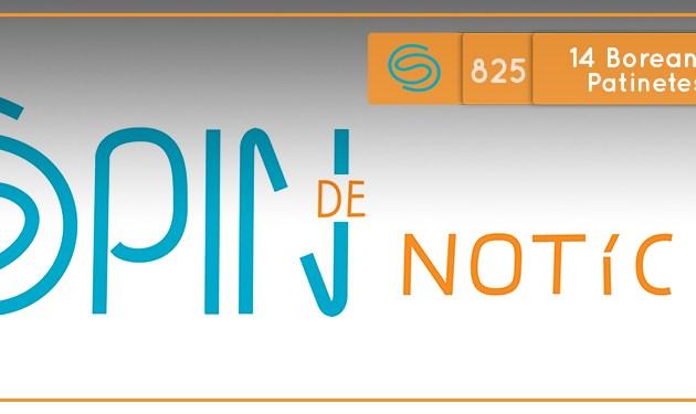 O uso de Patinetes elétricos e a micromobilidade – 14 Borean (Spin #825 – 13/02/20)