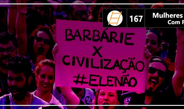 Chute 167 – Mulheres e Democracia, com Flávia Biroli