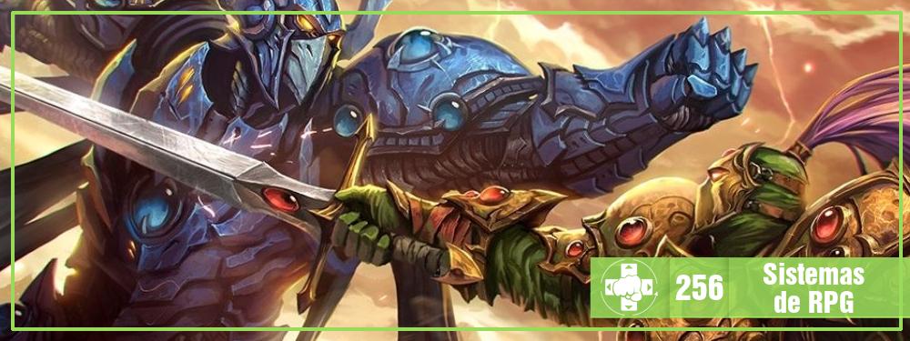 MeiaLuaCast #256: RPG e seus sistemas de regras