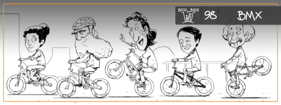 Beco da Bike #98: BMX