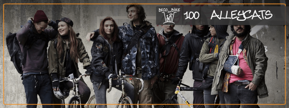 Beco da Bike #100: Alleycats