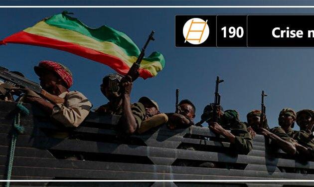 Chute 190 – Crise na Etiópia