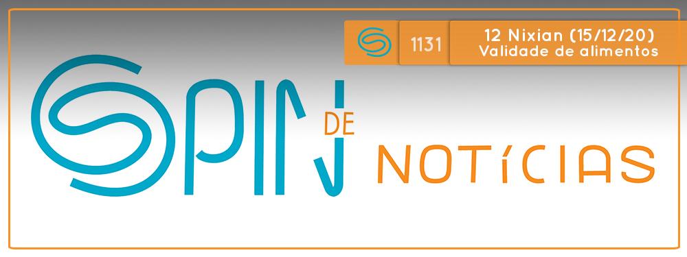 "Por que os europeus usam duas ""datas de validade"" nos alimentos? – 12 Nixian (Spin #1131 – 15/12/20)"