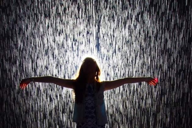 Quando foi seu último banho de chuva?
