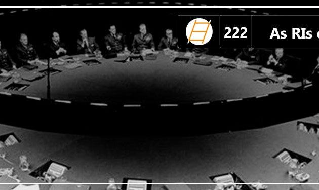 Chute 222 – As Relações Internacionais e o Cinema