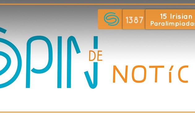 "Matemática nas Paralimpíadas e o ""Resta um"" infinito – 15 Irisian (Spin #1387 – 28/08/21)"