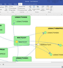 your device42 topology is now available in microsoft visio  [ 1315 x 848 Pixel ]