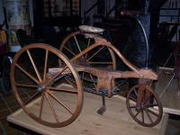Tricycle Antique from the mid-4th millennium BC