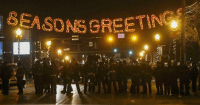 eight Vines exhibiting just how intense the Ferguson protests are