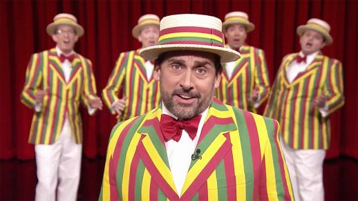 """This Barbershop Quartet's """"Sexual healing"""" quilt Will Make You Abstinent"""
