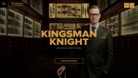 twentieth Century Fox Gamifies movie Trailer to promote 'Kingsman: the secret provider'