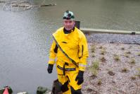 This Man was once crazy enough To Swim In one of the us's Most Polluted Waterways