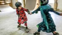 Banned From driving Bikes, Skateboarding Afghan girls Shred Their approach to Empowerment