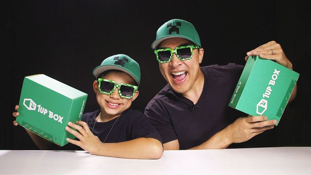 Meet The Daddy Son Group Making 1 Three Million On Youtube