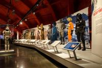 The pressure is strong With This One: a new star Wars exhibit Brings Digital element To Analog Artifacts