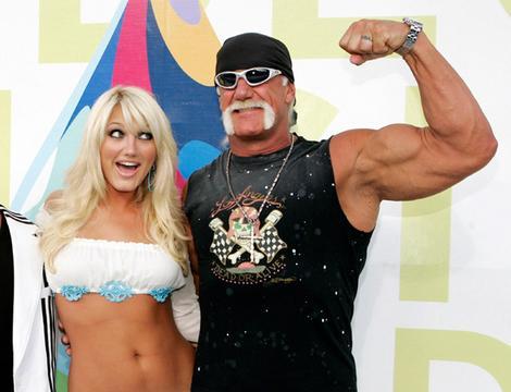 Brooke Hogan Writes Poem In defense Of Hulk Hogan Following Racist comment Scandal