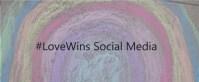 #LoveWins on Social Media [Infographic]