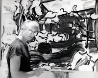 spy The Unsung Psychedelic Pop-art Landscapes Of Roy Lichtenstein