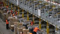 """regular Stress"" At Amazon centers Making employees sick, Says U.k. Union"