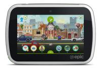 LeapFrog Grows Up With Epic, Its First tablet For the consumer Electronics Market