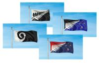 A Fifth Design Joins New Zealand's Controversial Flag Competition