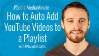 easy methods to Auto Add YouTube videos to a Playlist