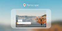 Periscope Flips, Now additionally bargains landscape Video