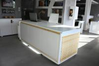 This Desk Hides a personal Nap Room