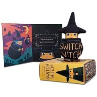 Shark Tank: switch Witch, a brand new more or less Halloween custom, Falls Flat And Leaves and not using a Deal