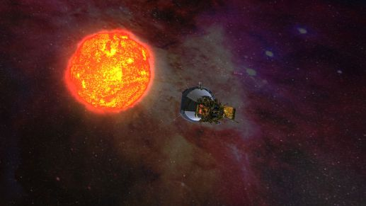NASA's New Spacecraft Will touch The solar