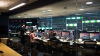 inside of PayPal's Command middle