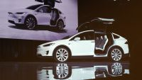 Tesla handiest Delivered 208 version X Crossovers final Quarter