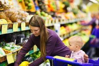 New Millennial mothers Craving fitter choices at the grocery store