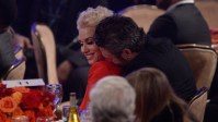 Gwen Stefani Dishes Out serious PDA At Pre-Grammys 2016 birthday celebration With Blake Shelton