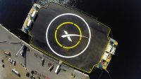 Watch reside: Will SpaceX have the ability to Land A Rocket Upright At Sea?