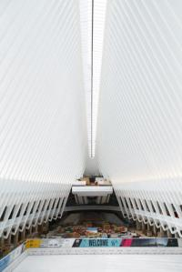 photo Essay: NYC's Controversial New $4 Billion Transit Hub