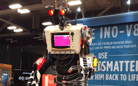 Robots catch Eyes At SXSW