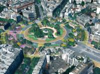 Paris Is Redesigning Its major Intersections For Pedestrians, no longer automobiles