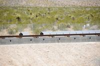 In the Vegas Desert, Hyperloop One Digs Traditional Transportation's Grave
