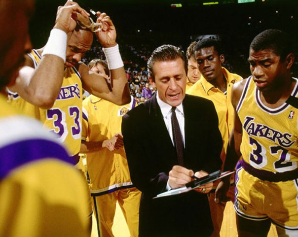 Pat Riley, Los Angeles Lakers head coach