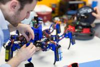 Siemens Is Building An Army Of Collaborative Spider Robot Factory Workers
