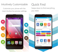 ASUS Launcher 3.0 APK Download Adds Notification for New App Installation