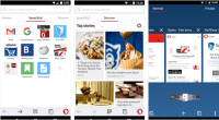 Opera Browser 37.0 APK Download Released With Push Notification Support