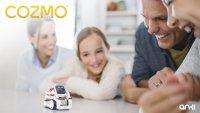 Anki's tiny Cozmo robot is a Pixar character made real