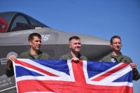 F-35 completes first transatlantic flight on delivery to UK