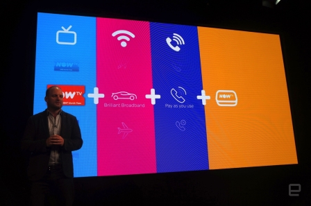 Sky's Now TV Combo unites live TV, streaming, phone and broadband